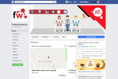 Gmedia Dominicana, Marketing digital. Freeworking