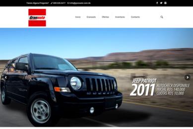 Gmedia Dominicana, Marketing digital. Gran Auto